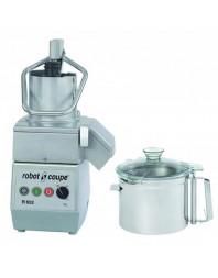 Combiné cutter et coupe-légumes - 7 litres - cuve inox - R 652 - ROBOT COUPE
