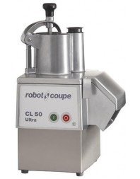 Coupe-légumes CL 50 ultra - 1 vitesse - branchement Triphasé - ROBOT COUPE