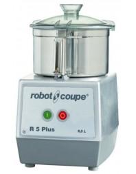 Cutter de table R5 Plus Monophasé - cuve 5.5 litres - ROBOT COUPE