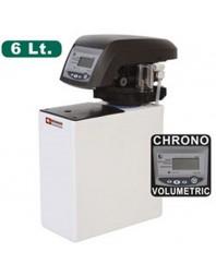 Adoucisseur d'eau Chrono-volumétrique 6 monobloc