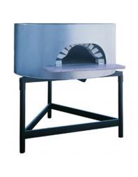Four à pizza à bois - voûte réfractaire Ø 1100 mm - livré monté - DIAMOND