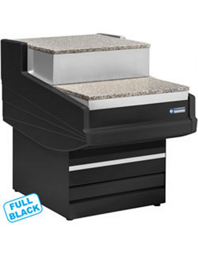 meuble de caisse pour vitrine r frig r e vitre bomb e. Black Bedroom Furniture Sets. Home Design Ideas