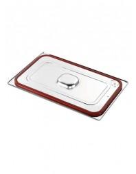 Couvercles étanches avec joint pour bacs gastronormes - différents choix de couvercles - ATOSA