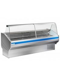 """Vitrine comptoir réfrigérée pour sandwicheries - service arrière """"gamme claudio"""" - Froid statique"""