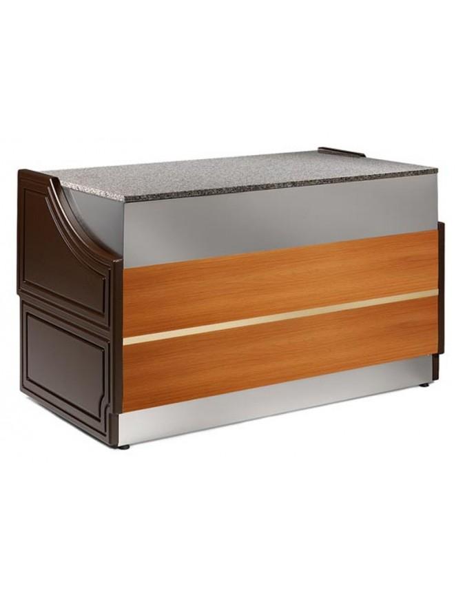 Meuble de caisse pour vitrine de boulangerie sasha chr master - Meuble pour caisse enregistreuse ...