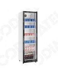 Armoire à boissons 1 porte vitrée - 394 litres -