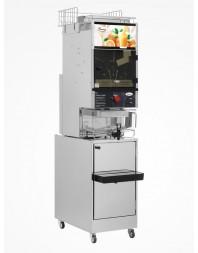 Presse-agrumes professionnel Santos à levier modèle automatique 32