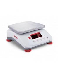 Balance alimentaire Valor 4000 - boitier ABS avec plateau en acier inoxydable