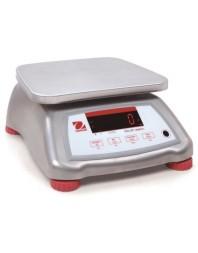 Balance alimentaire Valor 4000 - boitier et plateau en acier inoxydable