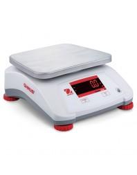 Balance alimentaire Valor 2000 - boitier ABS avec plateau en acier inoxydable
