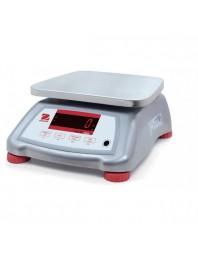 Balance alimentaire Valor 2000 - boitier et plateau en acier inoxydable