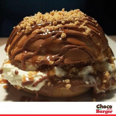 Pack complet Choco Burger + Choco Bun