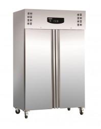Armoire réfrigérée Négative 2 Portes Inox 1200 L