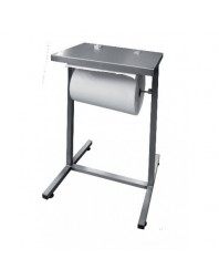 Table support inox pour soudeuse pour papier thermo soudable
