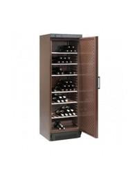 Armoire cave à vins 1 porte - 380 litres - Capacité 90 bouteilles