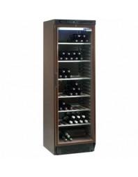 Armoire vitrée cave à vins 1 porte - 380 litres - Capacité 90 bouteilles