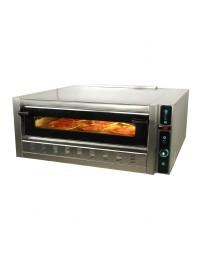 Four à pizza gaz -1 chambre - 9 pizzas ∅ 30 cm - SERGAS