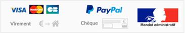 Liste des paiements